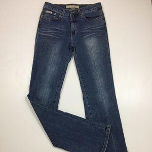 BELLA DAHL Anthropologie Vintage Chic Bootcut Jean